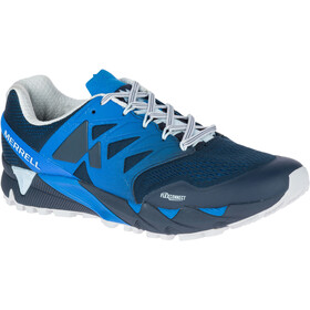 Merrell Agility Peak Flex 2 E-Mesh Shoes Herrer, directoire blue